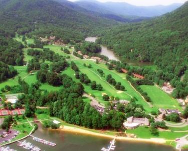 Rumbling Bald Golf Resort